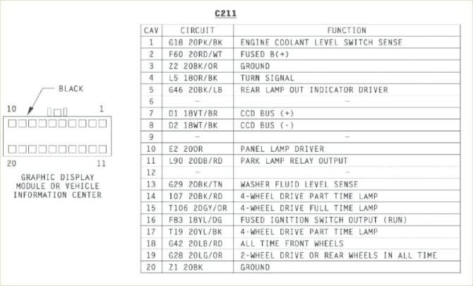 94 jeep grand cherokee radio wiring diagram  garmin