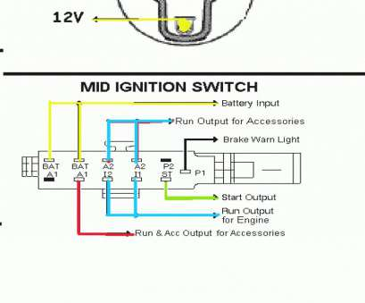 ww8316 ignition switch wiring diagram on ignition starter