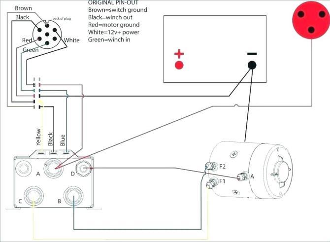 warn winch control wiring diagram 92 camry engine diagram