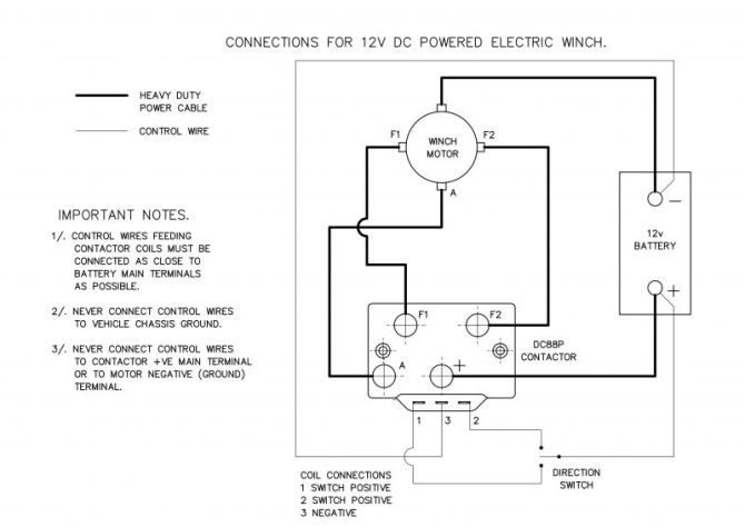pierce winch wiring diagram remote control vw wiring