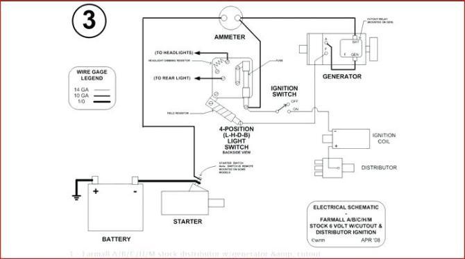 1953 farmall cub wiring diagram  2005 chevy colorado radio