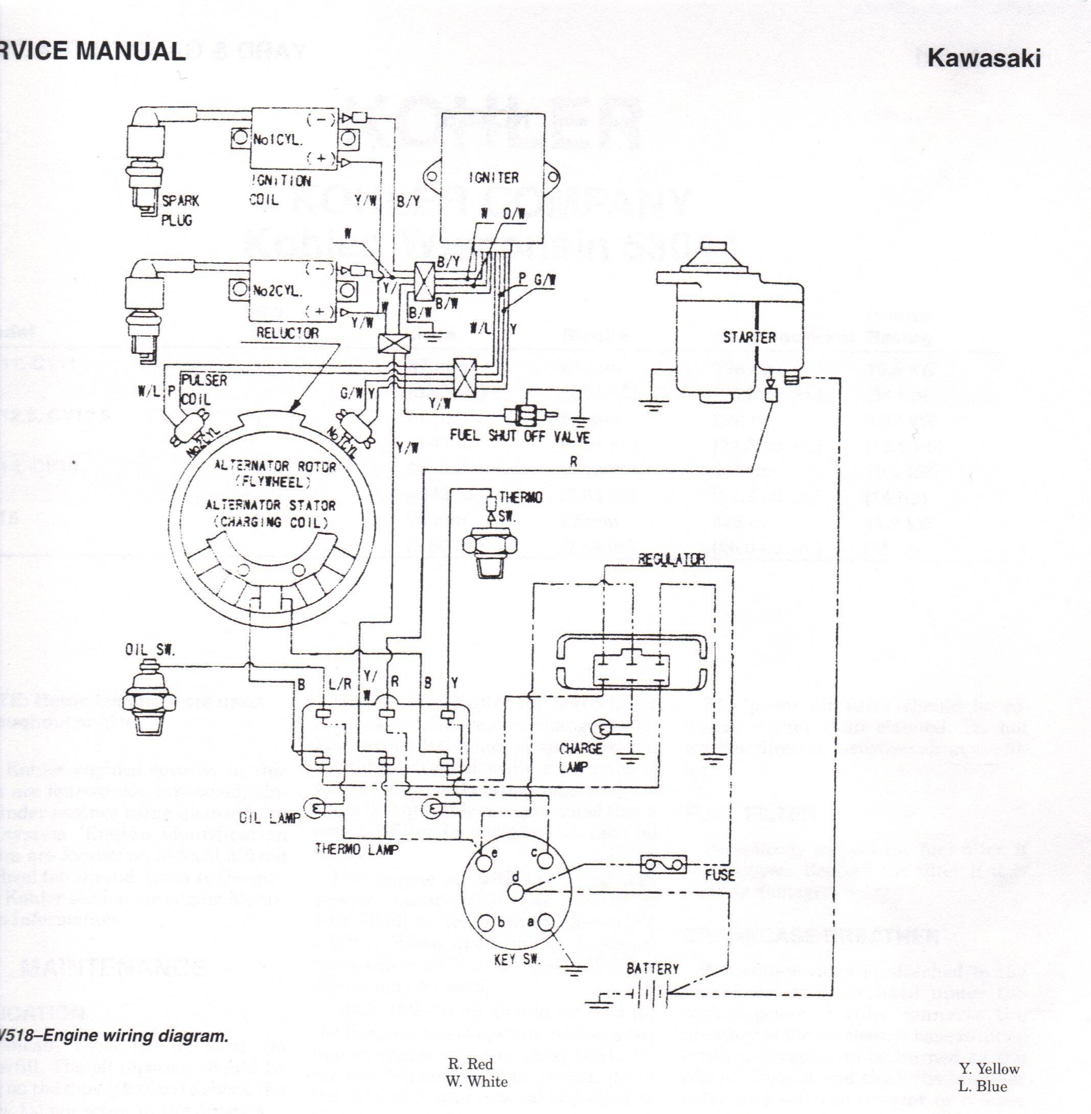 Ft John Deere Walk Behind Mower Wiring Diagram