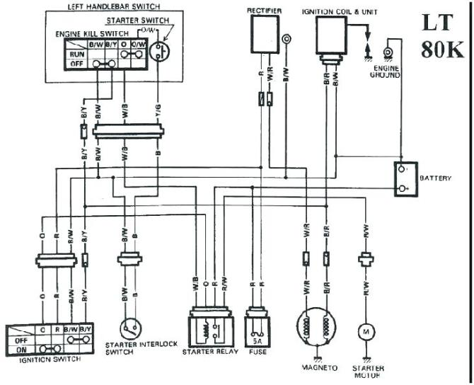 yamaha grizzly 600 wiring diagram  center wiring diagram