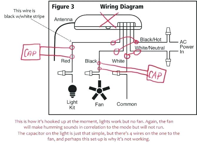 ceiling fan capacitor wiring schematic  eclipse reverse