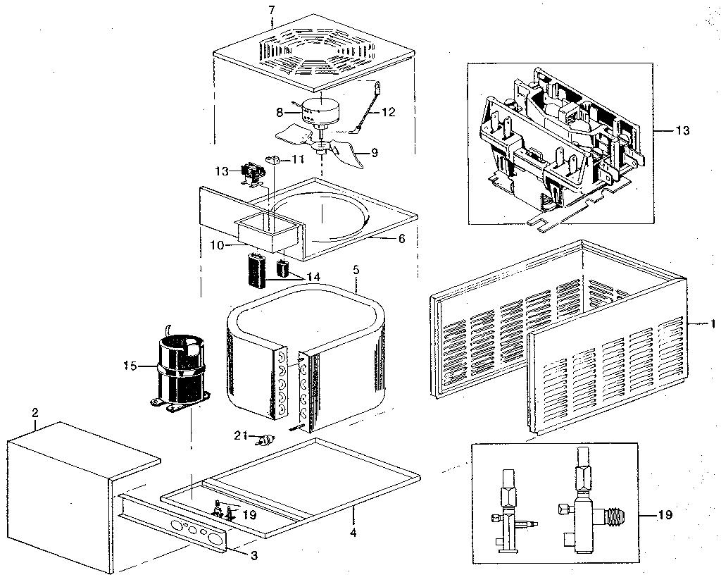 Ruud A C Wiring Diagram
