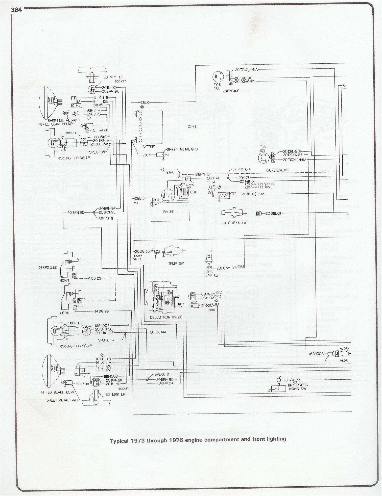 Vb Corvette Wiring Diagram Schematic Wiring