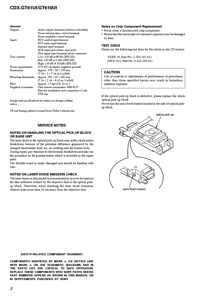 rl5561 sony cdx gt610ui wiring diagram schematic wiring