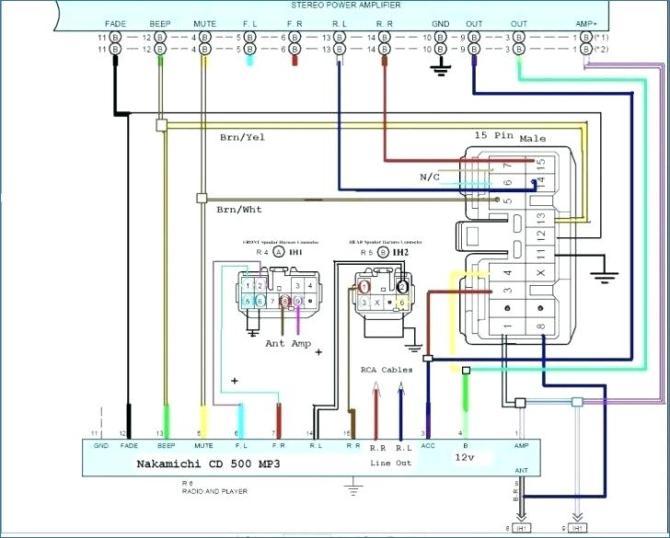 peterbilt radio wiring diagram  schematic wiring diagram
