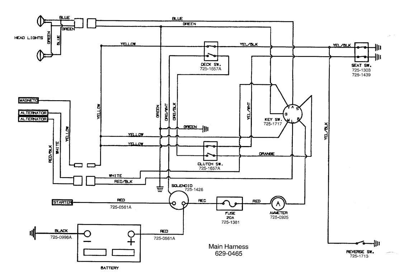 Mc Wiring Diagram John Deere 140 Free Diagram