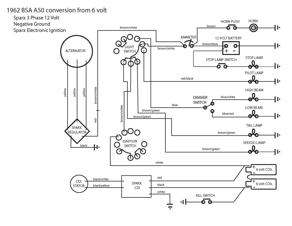Ly Bsa Wiring Diagram Download Diagram