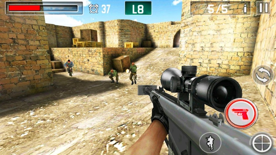 Download Gun Shoot War   seomobogenie