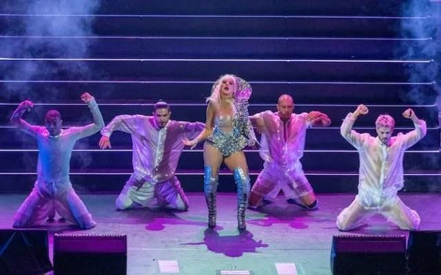 November 5, 2019, Dublin, Ireland: Christina Aguilera performs live on stage at a sold out show during The X Tour at 3Arena in Dublin. (Credit Image: © Ben Ryan/SOPA Images via ZUMA Wire) (Dublin - 2019-11-05, Ben Ryan / IPA) p.s. la foto e' utilizzabile nel rispetto del contesto in cui e' stata scattata, e senza intento diffamatorio del decoro delle persone rappresentate