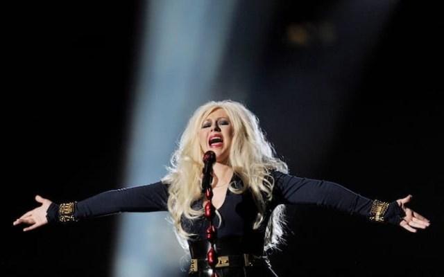 Christina Aguilera performs at the Michael Forever Tribute Concert at the Millennium Stadium, Cardiff. (Cardiff - 2011-10-09, Tim Ireland / IPA) p.s. la foto e' utilizzabile nel rispetto del contesto in cui e' stata scattata, e senza intento diffamatorio del decoro delle persone rappresentate