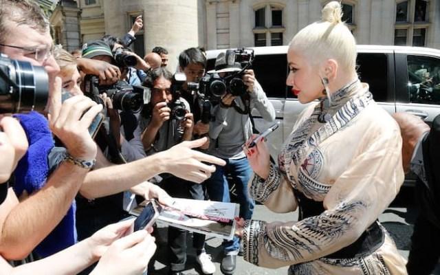 Christina Aguilera - Outside arrivals at Jean-Paul Gaultier Fashion Show, Haute Couture Fall/Winter 2019/2020, during the Paris Fashion Week, in Paris, France on July 03 2019.//03HAEDRICHJM_015JMH/1907040926/Credit:J.M. HAEDRICH/SIPA/1907040932 ( - 2019-07-03, J.M. HAEDRICH/SIPA / IPA) p.s. la foto e' utilizzabile nel rispetto del contesto in cui e' stata scattata, e senza intento diffamatorio del decoro delle persone rappresentate