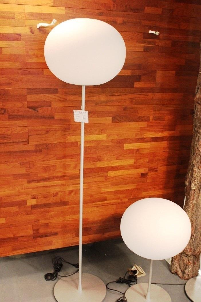 replica flos glo ball floor lamp