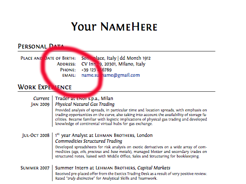 how can i write my resume free resume template