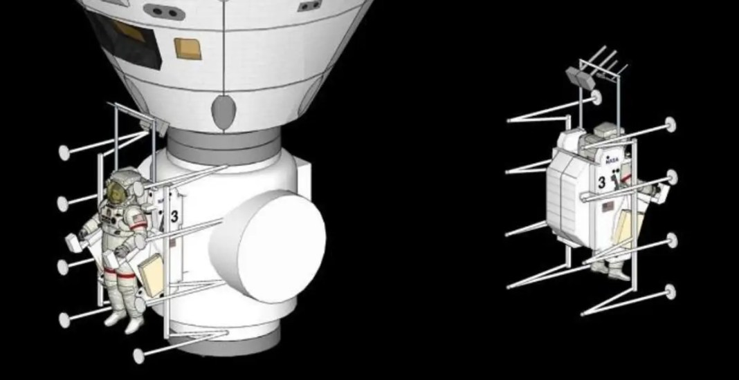 spider flyer spacesuits mars moons lockheed martin nasa 7