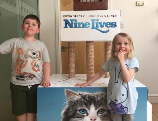 Nine Lives #NineLives