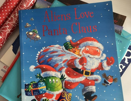 An Advent calendar of picture books for little readers