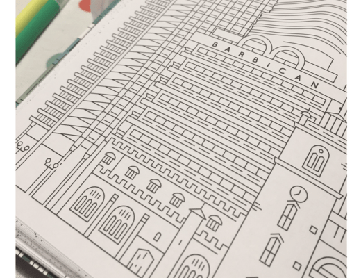 Adult colouring books gift guide