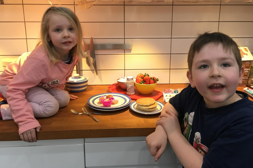 Pancake Day with Num Noms