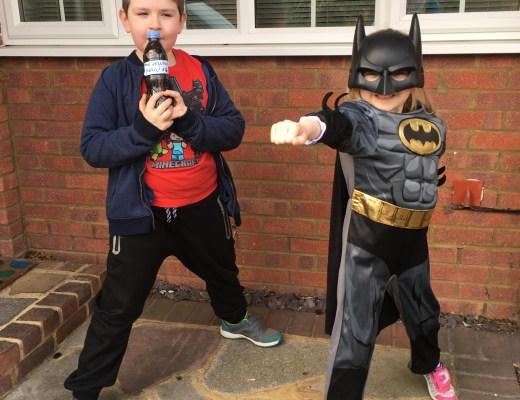 Easy no-costume World Book Day costume