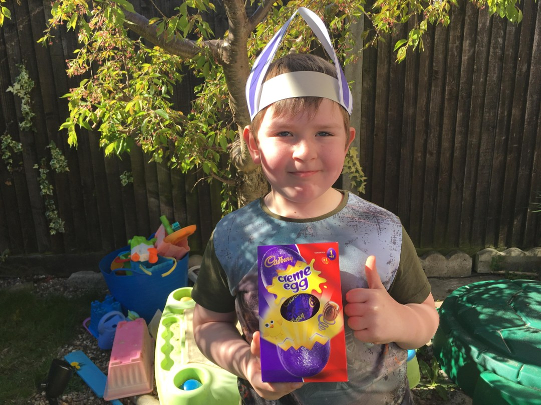 How to hold an Easter Egg Hunt at home