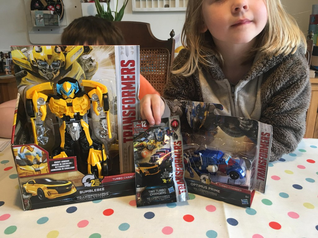 Transformers: The Last Knight toys from Hasbro