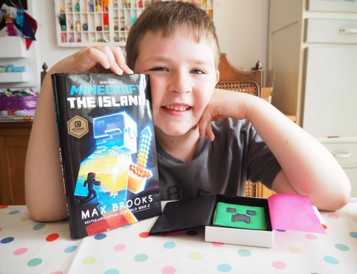 Minecraft books to help you through the Summer holidays