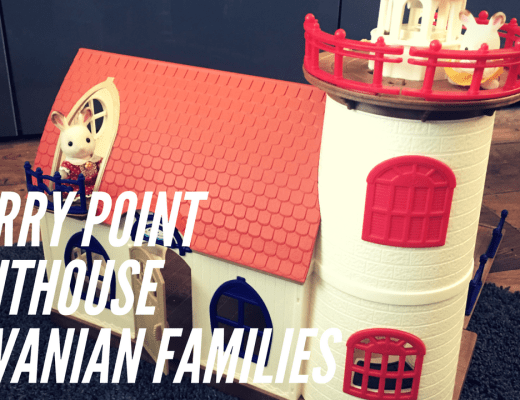 Sylvanian Families Starry Point Lighthouse review