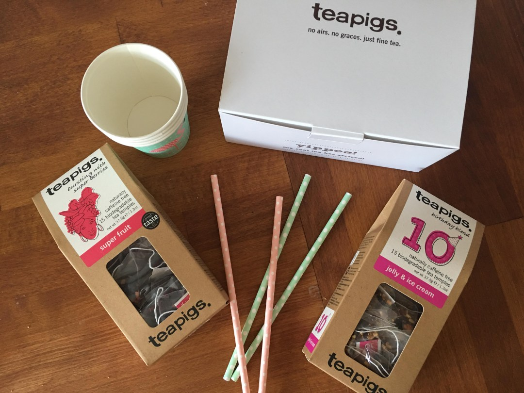 Win a teapigs last days of summer prize