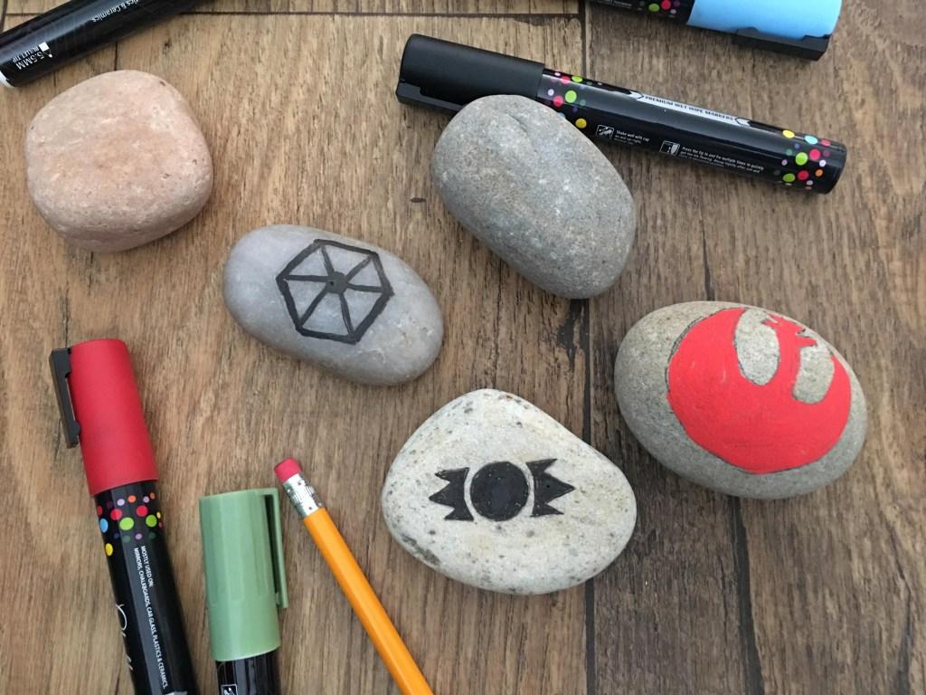 Star Wars Story Stones