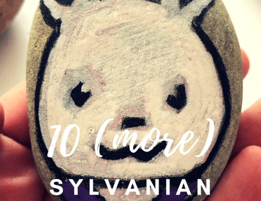 10 {more} Sylvanian Families crafts for kids to make