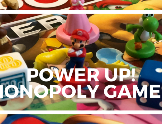 POWER UP! MONOPOLY GAMER