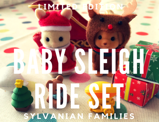 Sylvanian Families Baby Sleigh Ride Set content review