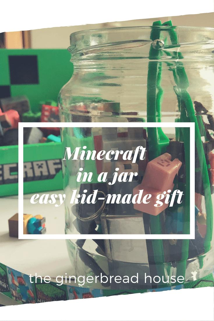Minecraft in a jar