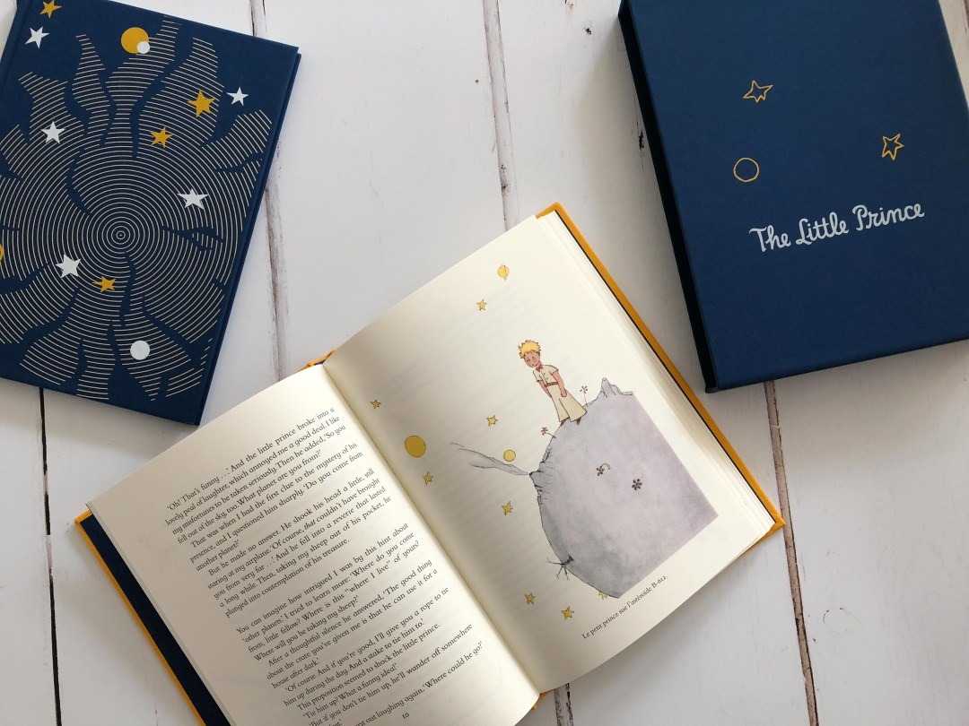 Sharing classic children's books - The Little Prince