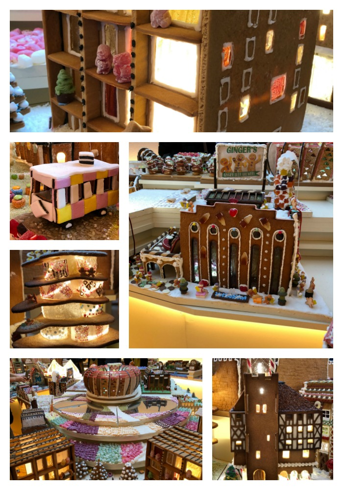 The Gingerbread City