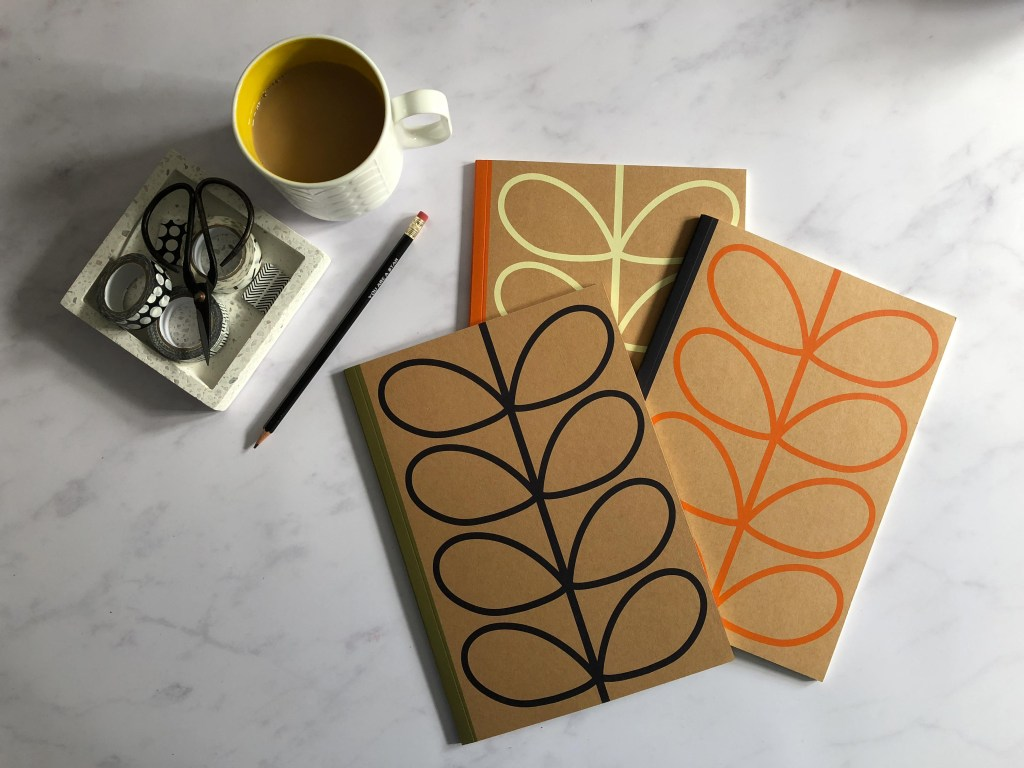 goal planning with Orla Kiely