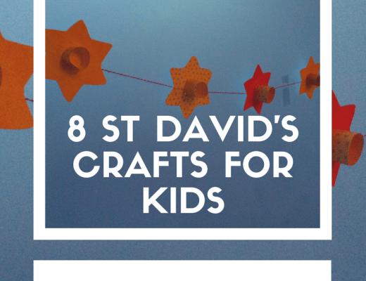crafts to celebrate st david