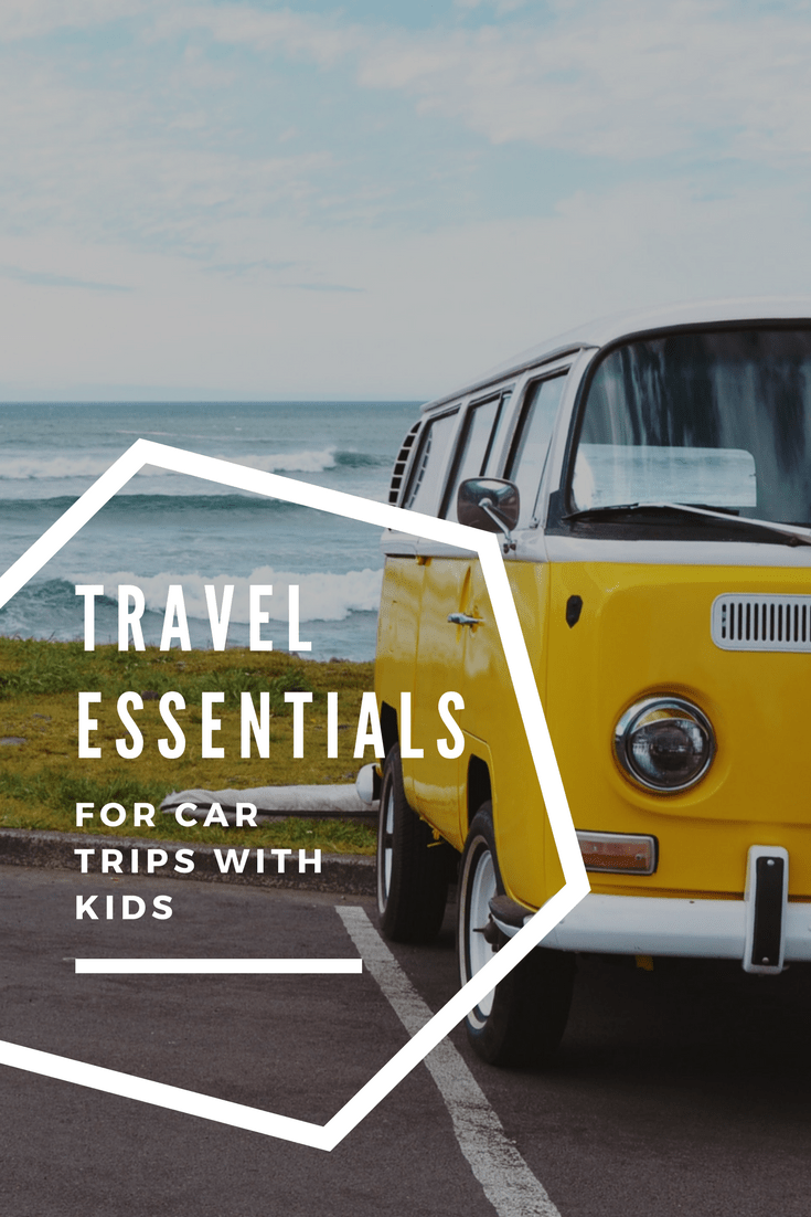 7 travel essentials for car journeys with kids