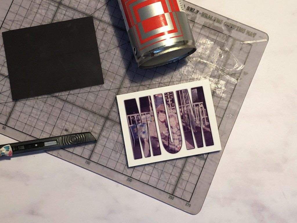 create photo magnets