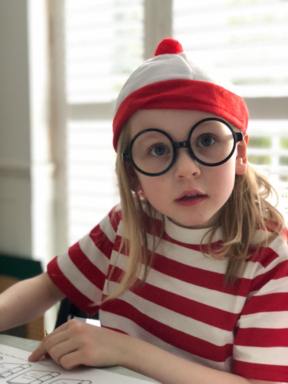 Where's Wally? World Book Day