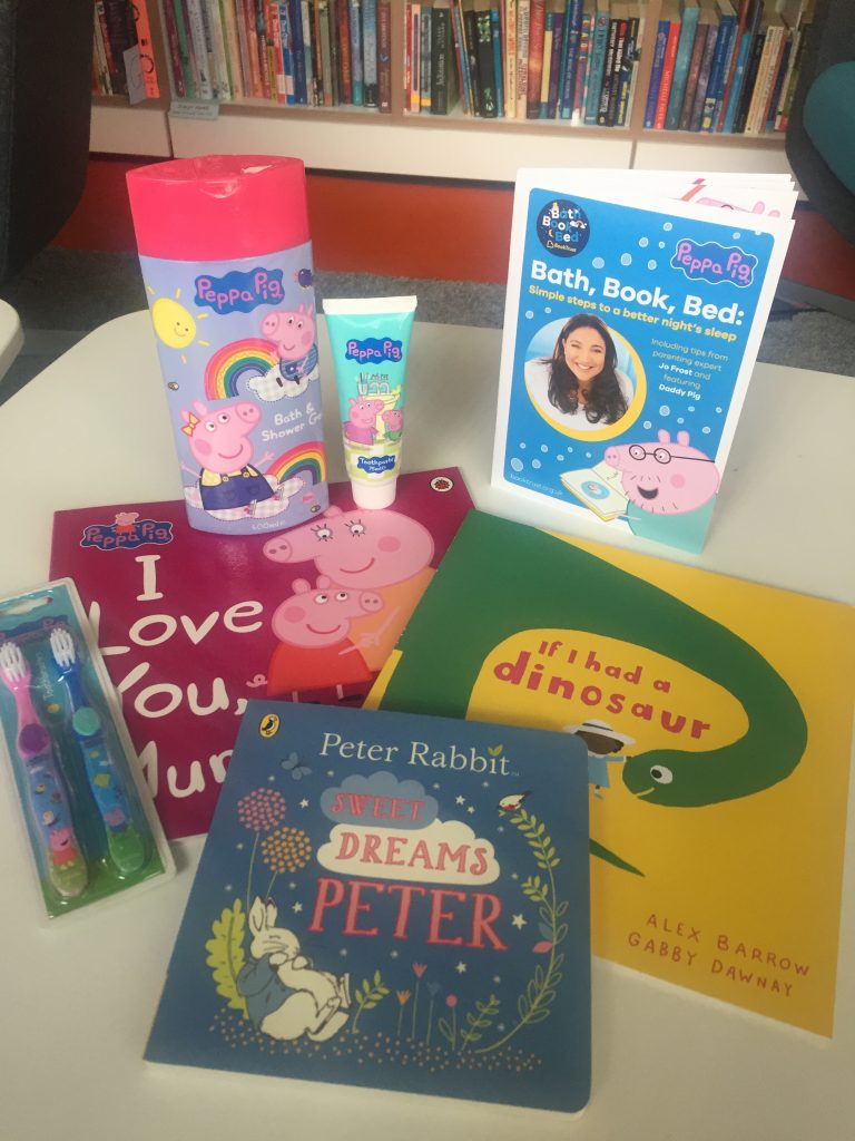 Win a goody bag from the BookTrust