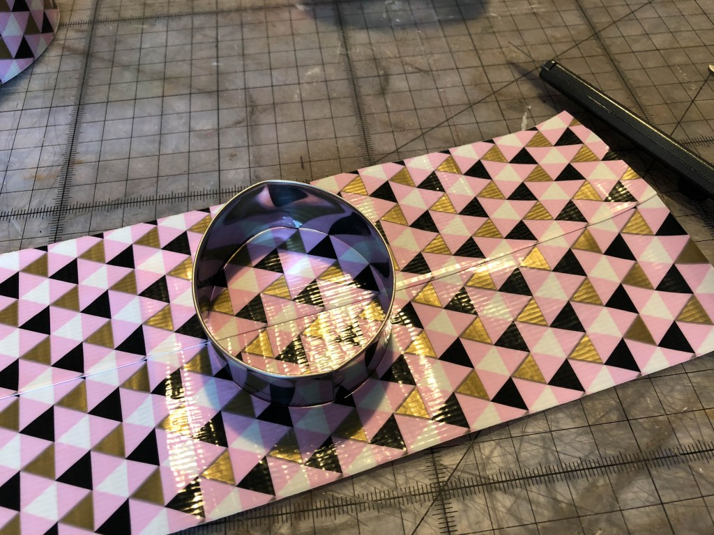 easy Duck Tape craft