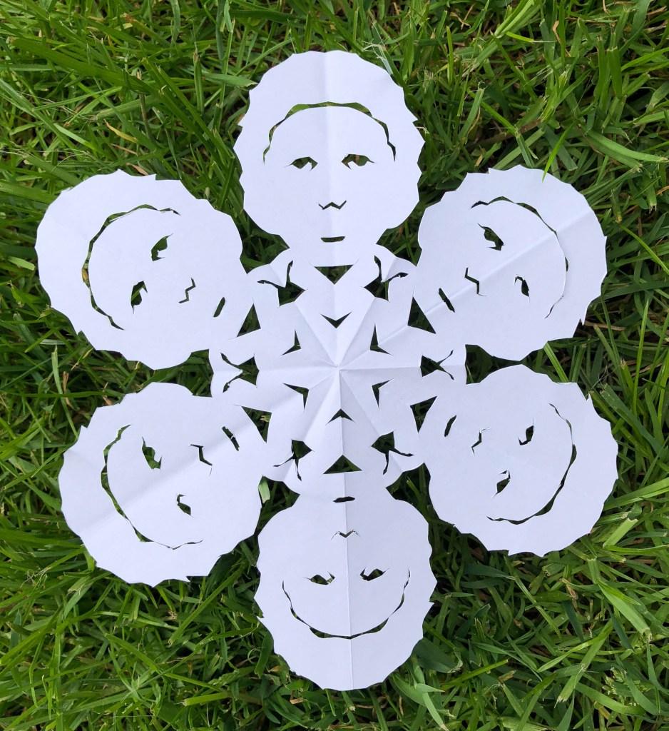Han Solo Star wars snowflake