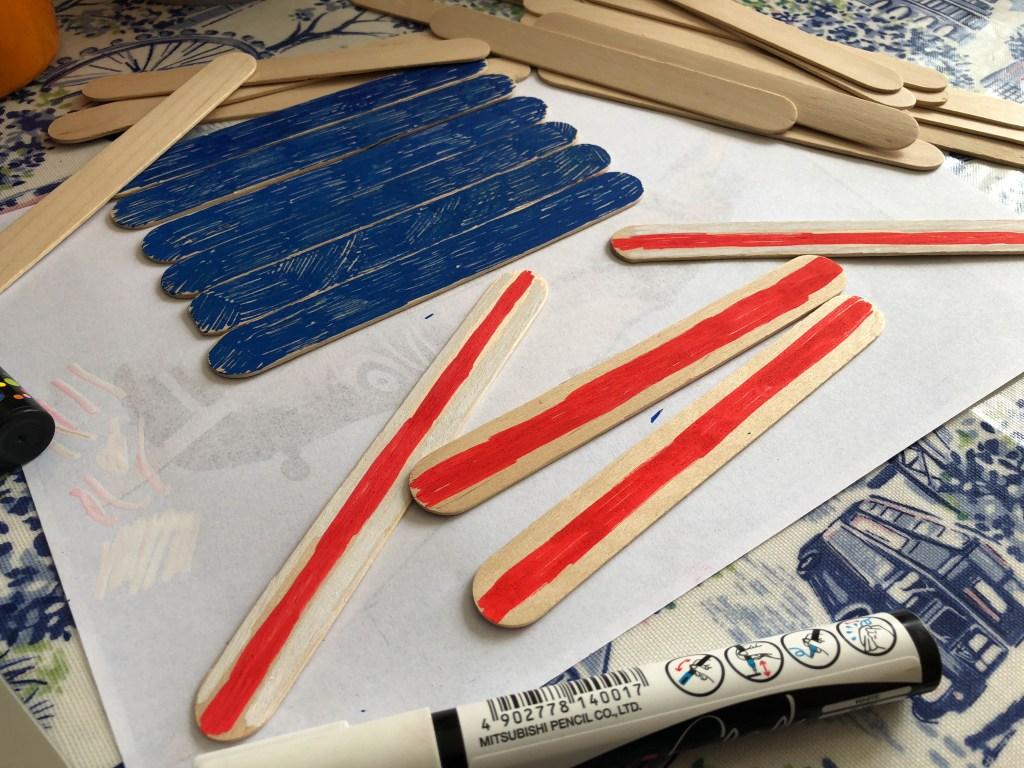craft stick craft