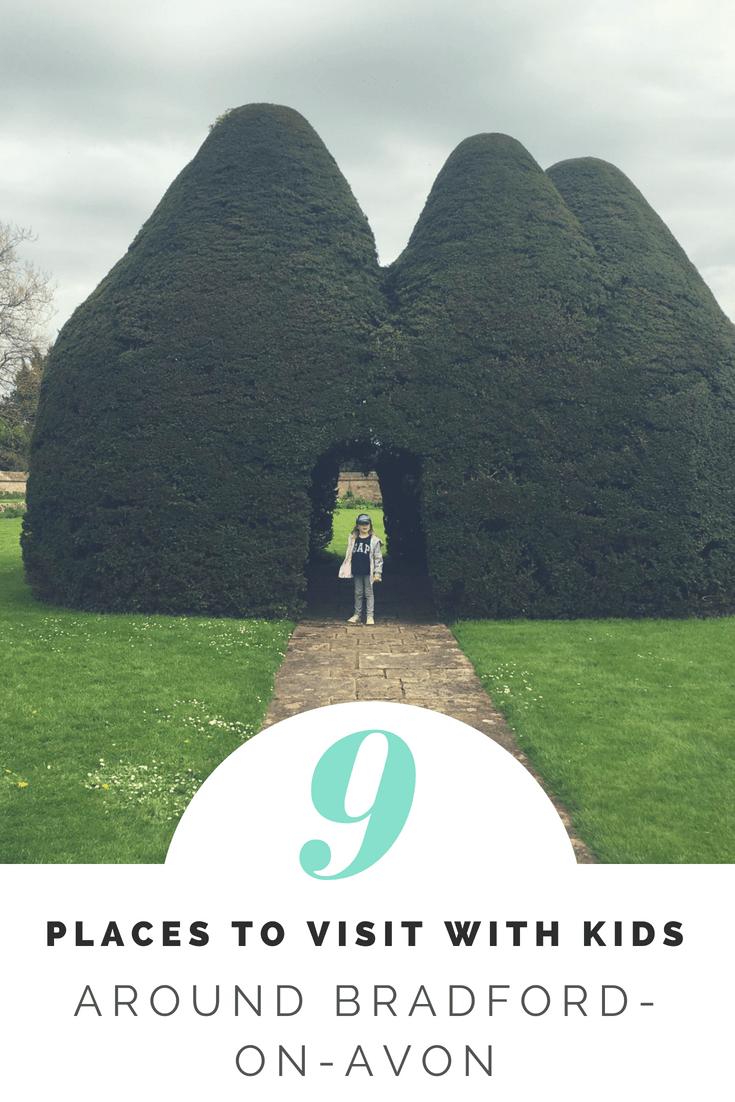 9 places to visit around Bradford-on-Avon with kids