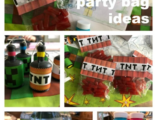 5 Minecraft treats for your Minecraft party bag