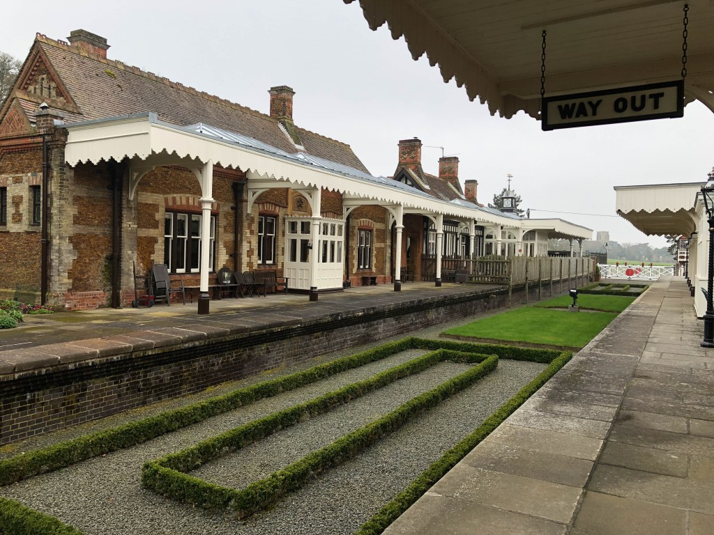 Wolferton Railway Station, Norfolk